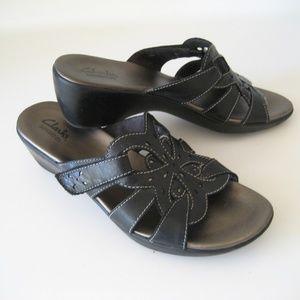 Clark's Bendables sandals 9 1/2 M